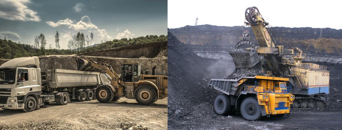 Cariere si Minerit